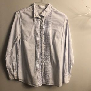 Gap striped button down